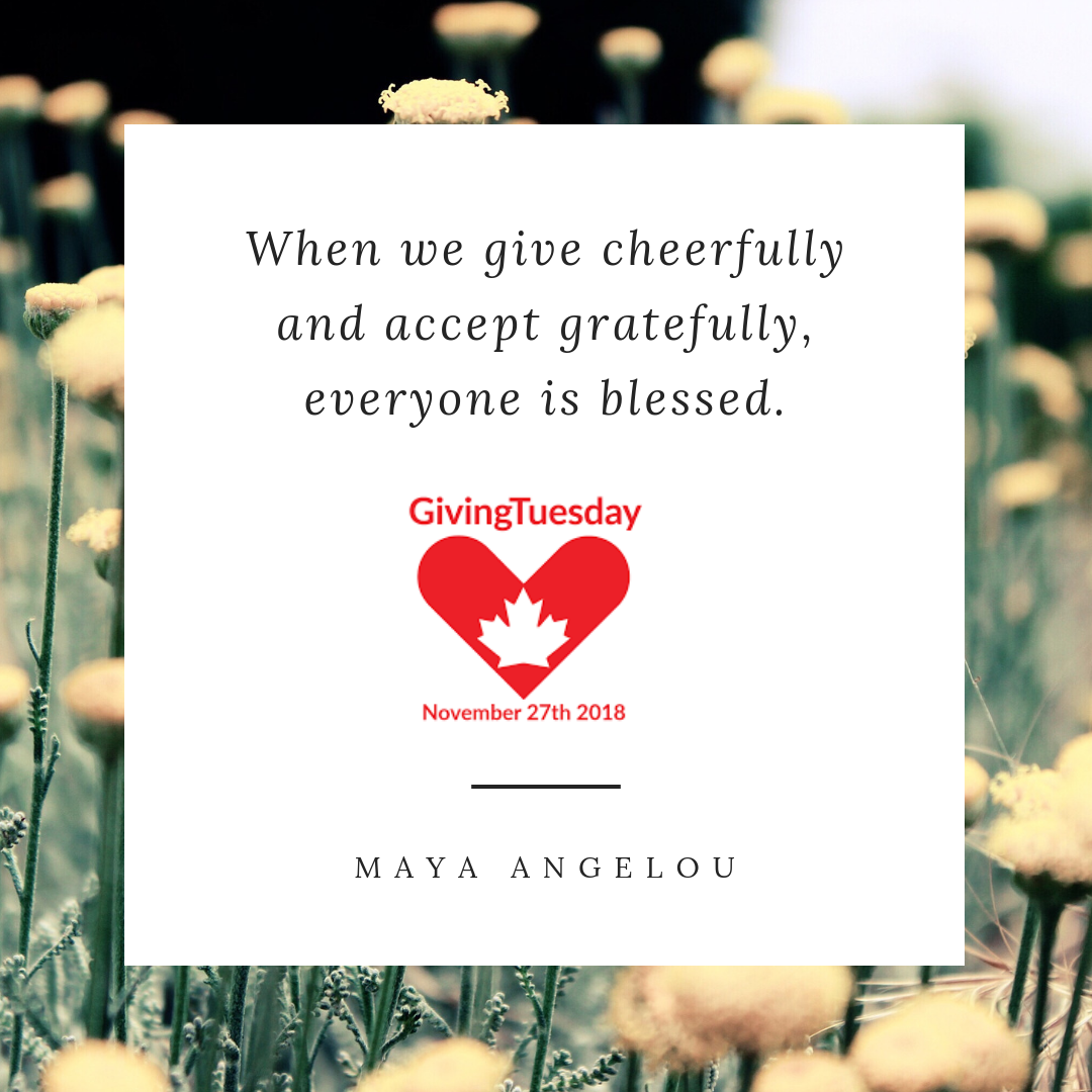 giving tuesday quotes