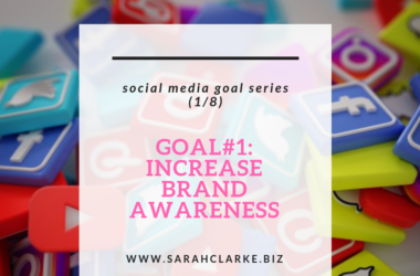 how to raise brand awareness using social media
