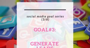 generate leads using social media