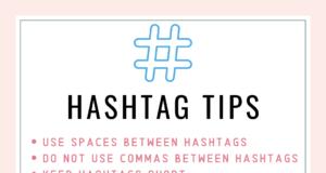 hashtag tips