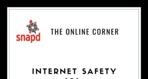 The Online Corner - Internet Safety 101