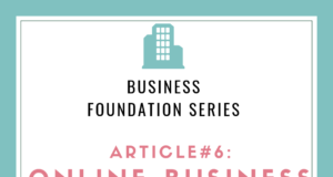 Online Business Foundations