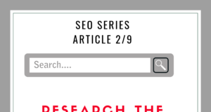 SEO Tip Research The Competition