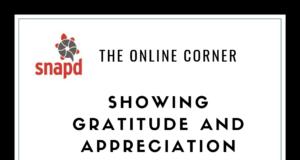 SHowing Gratitude and Appreciation online
