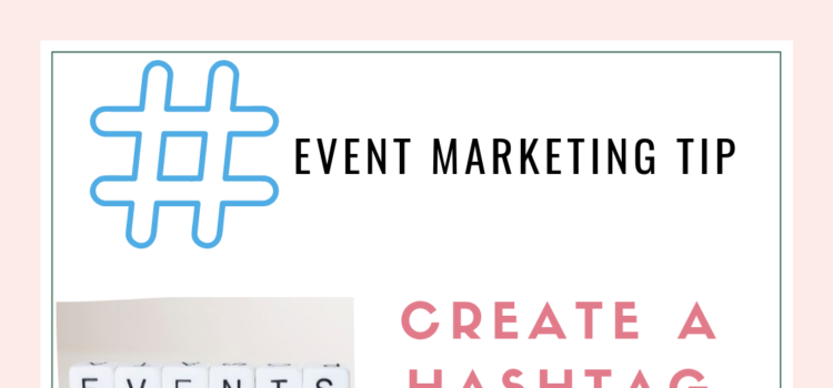 event marketing tip